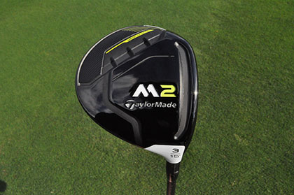 Fairway Wood 3 Taylormade-M2-R (B18823)