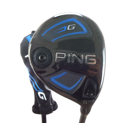 Fairway Wood 5 Ping-J50-SR (GSTATJ50F#5SR)