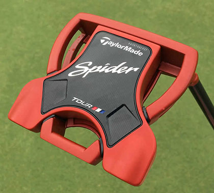 Putter Taylormade Red Spider